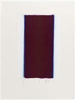 farbblattstudie 83/33 by johannes geccelli
