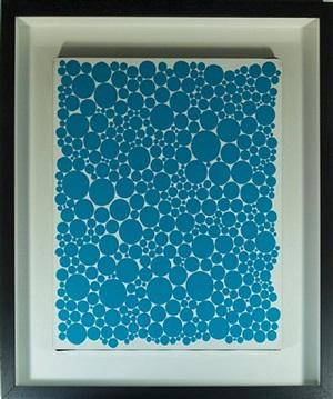 infinity dots by yayoi kusama