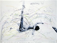 up to and including her limits-blue by carolee schneemann