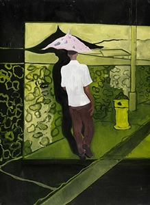 cinematic visions painting at the edge of reality by peter doig