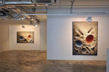 installation view - chun kwang young: assemblage 2 by chun kwang young