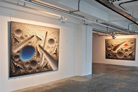 installation view - chun kwang young: assemblage 11 by chun kwang young
