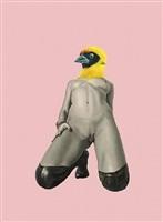 bird woman by francisco rangel