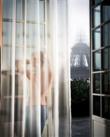 girl in paris by david drebin