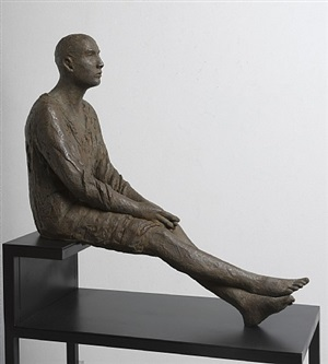 bronze #116 by hanneke beaumont