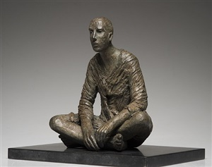 bronze #113 by hanneke beaumont
