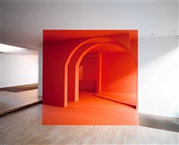 rouen ii by georges rousse