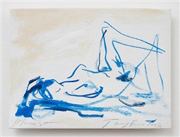 almost by tracey emin