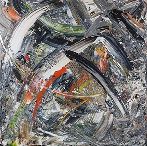 chaos/structure series 1 by barbara myers