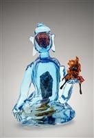 buddha (fire and water) by joyce j. scott