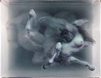 horse no.4 by xia xiaowan