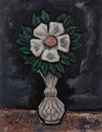 wild rose by marsden hartley
