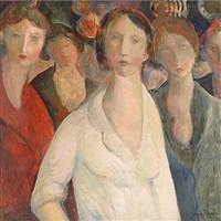 five women by glen preece