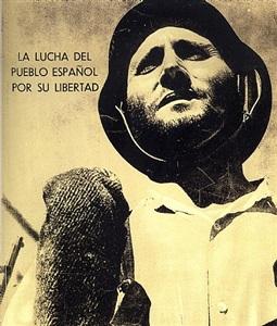 la lucha del pueblo espanol por su libertad by ronald brooks kitaj
