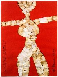 ginseng goddess by al (alfred earl) hansen