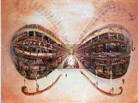 the arcade by william wegman
