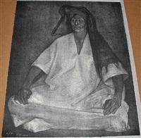mujer de oaxaca by francisco zúñiga