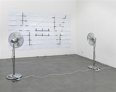 installation view, simon lee gallery, london