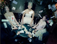 the dead #6 by miles aldridge