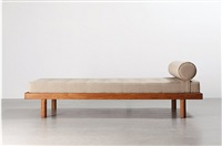 lit simple / single bed by charlotte perriand