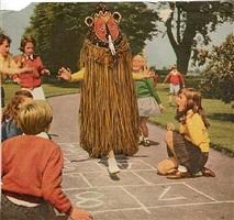 voodoo child original collage by joe webb