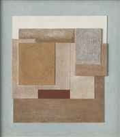 1955, august (cantabria) by ben nicholson