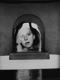 self portrait by claude cahun