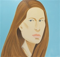 elizabeth by alex katz