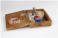 corina treasure box by richard shaw