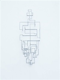 plot by antony gormley