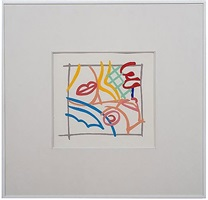 study for bedroom by tom wesselmann