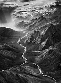 the brooks range, alaska, from the series genesis by sebastião salgado