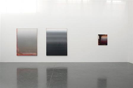 ausstellungsansicht: peter krauskopf: block, 2011