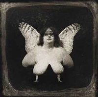 bird of quevada, n.m. by joel-peter witkin