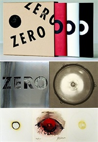 3 2 1 zero by günther uecker, heinz mack and otto piene