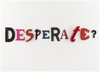 desperate ? by jack pierson