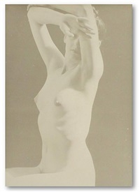 nude nusch eluard by man ray
