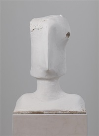 small head by nicole eisenman