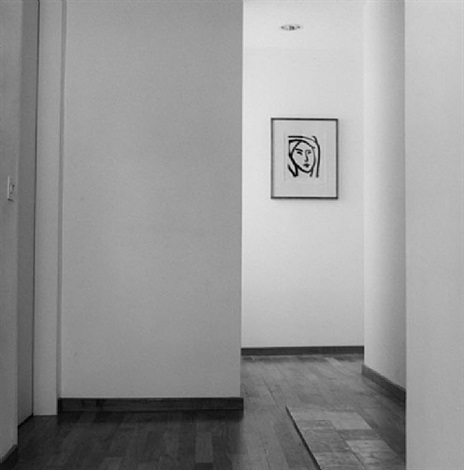 <i>interior</i>, 1983 / printed 2005 by robert mapplethorpe