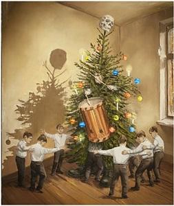 joulunodotus / waiting for christmas by jarmo mäkilä