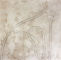 untitled vi (state 1) by martin puryear