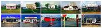 little houses,personal landmarks by nic nicosia