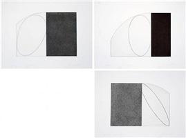 untitled (a, b, c) by robert mangold
