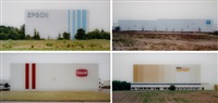 untitled (epson) (+3 others; 4 works) by frank breuer