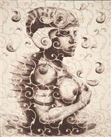 sirena by roberto fabelo