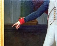 napoléon ier, empereur des français, mv 4698, by robert lefèvre, 1806. ami.04.004, attique du midi, aile du midi – attique, château de versailles, france #2 by robert polidori