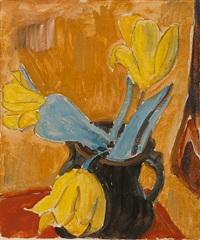 tulpen by erich heckel