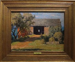 barn ramp by daniel garber