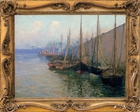 in port by edward willis redfield