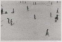 black sea, romania by harry callahan